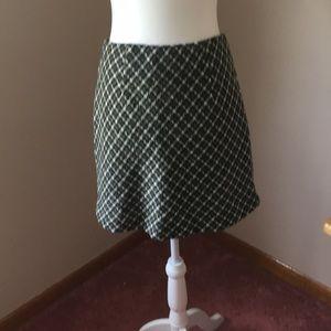 Ann Taylor Size 4 tapestry skirt.
